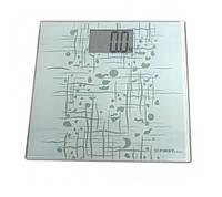 Весы напольные First, электронные, стеклянные, до 180 кг