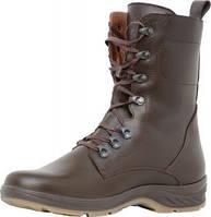 Военные ботинки (берцы) на кожаной подкладке. ВЧФ-1