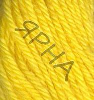 Пряжа для ручного вязания МЕРИНО ЛАЙТ YARNA  YM209A желток