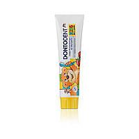 Зубная паста детская Dontodent Kids, 100 мл. - 32343