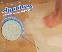 Коврик для ванной комнаты Aqua Rug из антискользящего материала