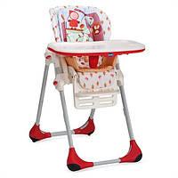 Детский стульчик для кормления Chicco Polly 2 в 1 Happy Land