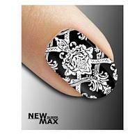 Слайдер дизайн для ногтей SW 10