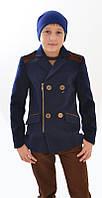 Демисезонное пальто для мальчика БОГДАН от ТМ Люксик