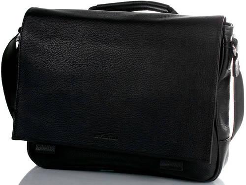 Мужская кожаная сумка-почтальонка ETERNO (ЭТЕРНО),  ETMS4145