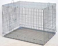Лори Клетка для транспортировки собак Волк2  720 x 1070 x 815 мм