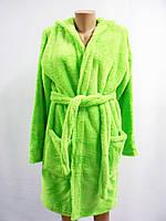Женские халаты махровые р-р(M, L, XL, XXL)