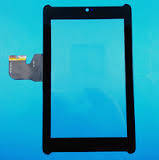 Тачскрин (сенсорный экран, сенсор) для планшета Asus Fonepad HD7 K00E ME372CG/ ME373CG, 7'', (5470L FPC-1)