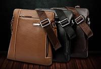 Молодежная сумка BARCA. Высокое качество. Кожаная сумка. Доступная цена. Интернет магазин сумок. Код: КЕ165