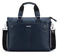 Деловая сумка-портфель ZOROPAUL. Сумка для документов, ноутбука. Высокое качество. Код: КЕ167