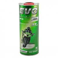 Масло для мотоциклов EVO MOTO 2T BIO (1 литр)