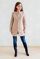 Молодежное пальто для прохладной осени