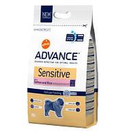 Advance (Эдванс) Сухой корм для взрослых собак Sensitive 3кг