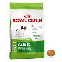Royal Canin (Роял Канин) Сухой корм для взрослых собак очень мелкой породы X-Small Adult 1,5кг