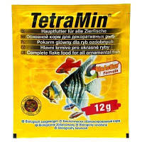 Тetra (Тетра) Основной корм для рыб в хлопьях TetraMin 12гр
