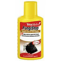 Тetra (Тетра) Лекарство для борьбы с грибковыми и бактериальными инфекциями  FUNGI STOP 100мл