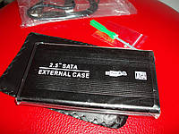 Карман USB 3.0 внешний для 2.5 ноутбучных HDD жестких дисков SATA