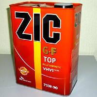 Масло трансмиссионное ZIC SK G-F TOP 75W-85 4л