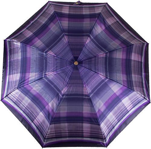 Интересный женский зонт, полный автомат ТРИ СЛОНА RE-E-113-1 Антиветер!