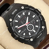 Часы наручные мужские O.T.S 8026 All Black
