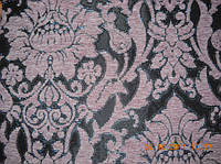 Мебельная обивочная шенилловая ткань Acril 50% Ибица радиант/блек