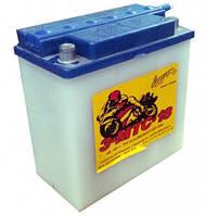 Мотоаккумулятор Электроисток 3мтс18 С 6 Вольт 18 Ач круглая клемма