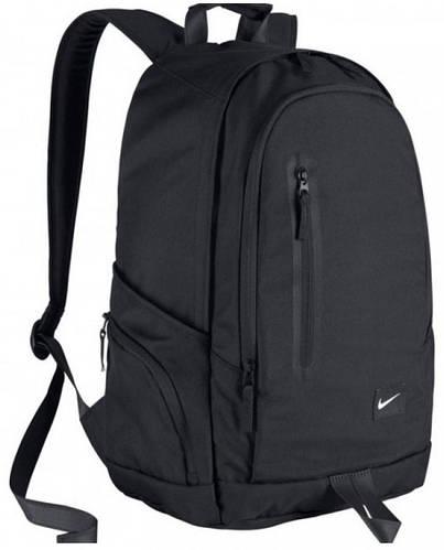 Молодежный городской рюкзак 19 л. Nike BA4855-001 черный