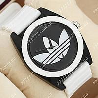 Часы наручные женские Adidas Log 0927 All White