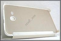 Белый чехол-книжка Book Cover для Samsung Galaxy Tab 3 7.0 Lite T110 T111 T113 T116