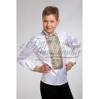 СД-001 Сорочка для мальчика (заготовка под вышивку бисером, крестом)