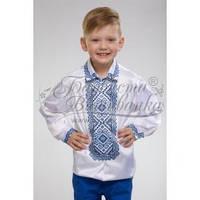 СД-002 Сорочка для мальчика (заготовка под вышивку бисером, крестом)