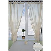 Элитные шторы для кухни Прованс Naturelle