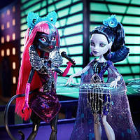 Кукла Кэтти Нуар Бу Йорк Monster High Boo York City Schemes Catty Noir
