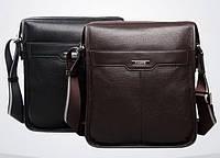 Классическая мужская сумка P.KUONE. Удобная сумка. Высокое качество. Низкая цена. Интернет магазин. Код: КЕ174