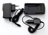 """Универсальное з/у PowerPlant Casio NP-100, Panasonic DMW-BLB13E"""" DV00DV2919"""