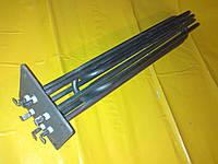 Блок Тэн на квадратном фланце 12.0 кВт. / 100х100 мм. / L-400 мм. в электрокотёл . Производство Украина