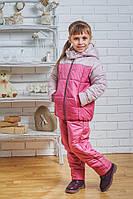 Зимний костюм детский брюки+куртка, фото 1