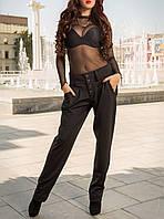 """Теплые женские брюки """"Эпл"""" до 50 размера"""