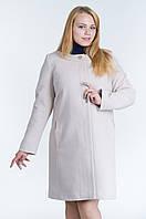 Женское кашемировое пальто № 11.1 (батал)