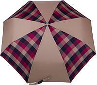 Брендовый женский зонт, полный автомат ТРИ СЛОНА RE-E-102-5 Антиветер