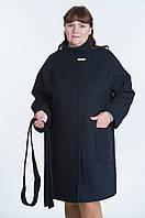 Женское кашемировое пальто № 20 (батал)