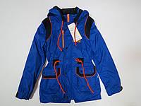Детская парка/куртка демисезонная ( унисекс) р.140,152.