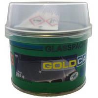 Шпатлёвка со стекловолокном GOLD CAR GLASS  0,21 кг