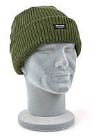 Тёплая акриловая шапка, утеплитель Thinsulate MilTec Olive 12131001