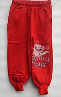 Спортивные штаны для девочки 3-6 лет Sweet Kitty