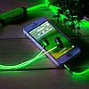 Светящиеся наушники Visible Lighted Earphone