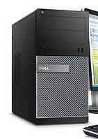 ПК DELL OptiPlex 3020 MT Intel i5-4590/4096 DDR3/500GB/DVD+/-RW Linux 3Y