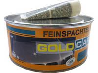 Шпатлёвка финишная мелкозернистая GOLD CAR FEIN 1 кг.
