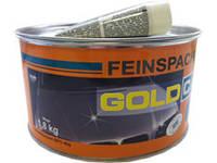 Шпатлёвка финишная мелкозернистая GOLD CAR FEIN 1,8 кг.
