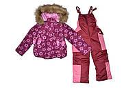 Зимняя куртка + штаны для девочки